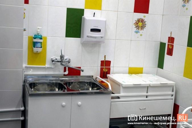 В Кинешме завершился ремонт инфекционного корпуса ЦРБ фото 32