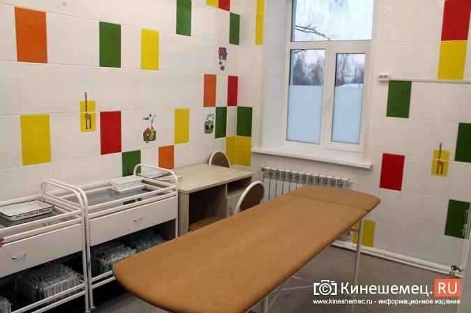 В Кинешме завершился ремонт инфекционного корпуса ЦРБ фото 31