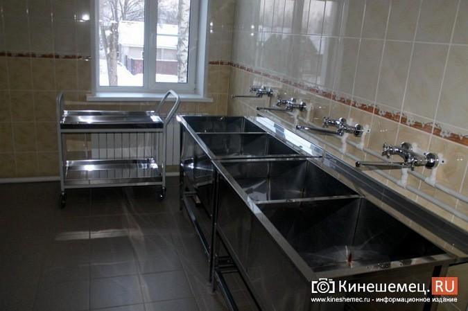 В Кинешме завершился ремонт инфекционного корпуса ЦРБ фото 28