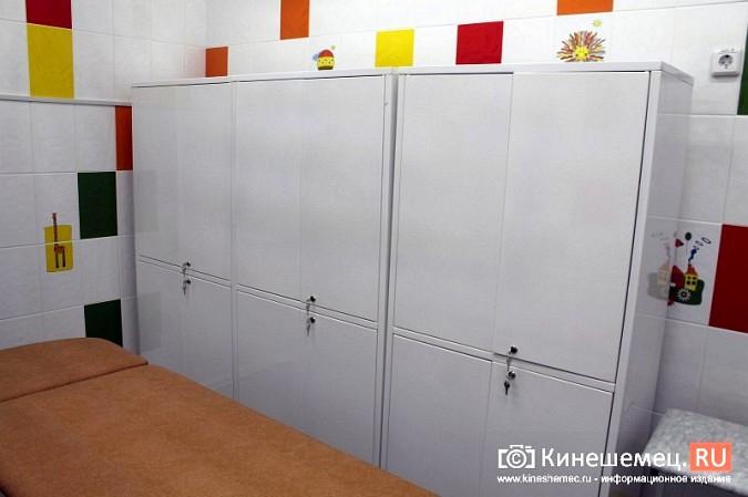 В Кинешме завершился ремонт инфекционного корпуса ЦРБ фото 38