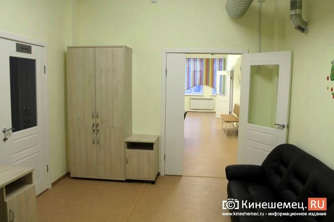 В Кинешме завершился ремонт инфекционного корпуса ЦРБ фото 54