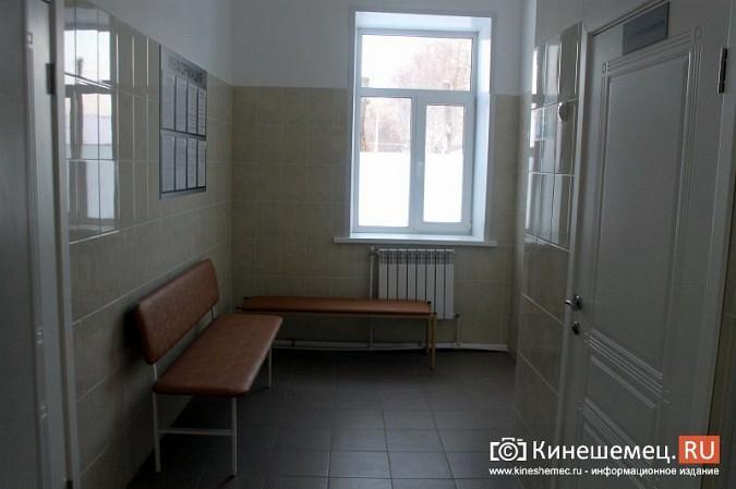 В Кинешме завершился ремонт инфекционного корпуса ЦРБ фото 13