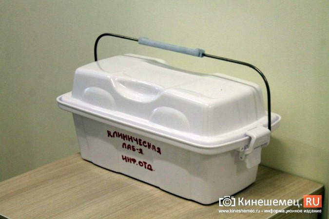 В Кинешме завершился ремонт инфекционного корпуса ЦРБ фото 9