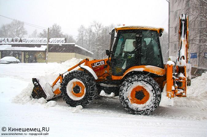 Кинешма в снегу фото 5