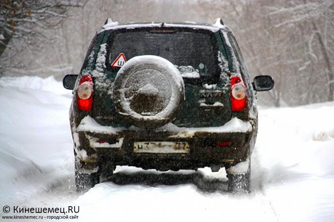 Кинешма в снегу фото 23