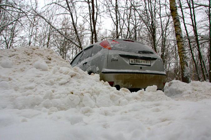 Кинешма в снегу фото 33