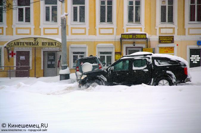 Кинешма в снегу фото 40