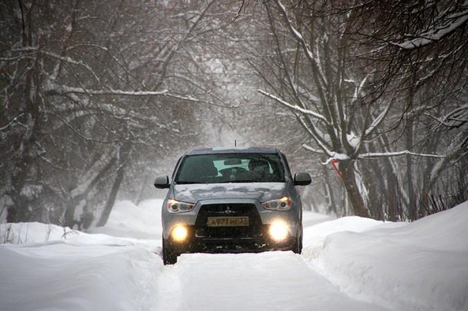 Кинешма в снегу фото 32