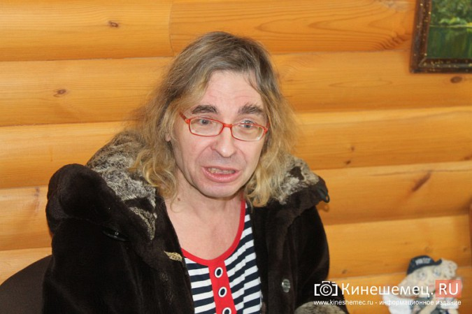 Кинешемский фрик Владимир Фомин отчаялся найти невесту и работу фото 2