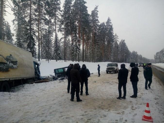 Среди погибших в жуткой аварии в Ленинградской области был кинешемец фото 6