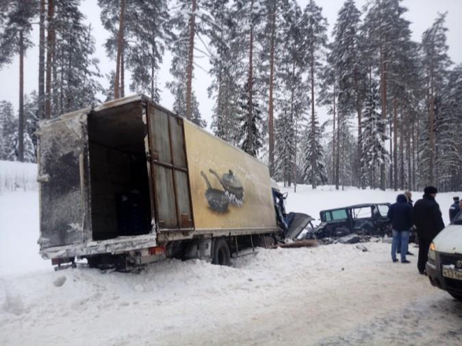 Среди погибших в жуткой аварии в Ленинградской области был кинешемец фото 3