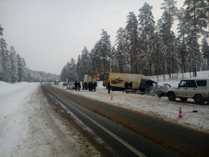Среди погибших в жуткой аварии в Ленинградской области был кинешемец фото 5
