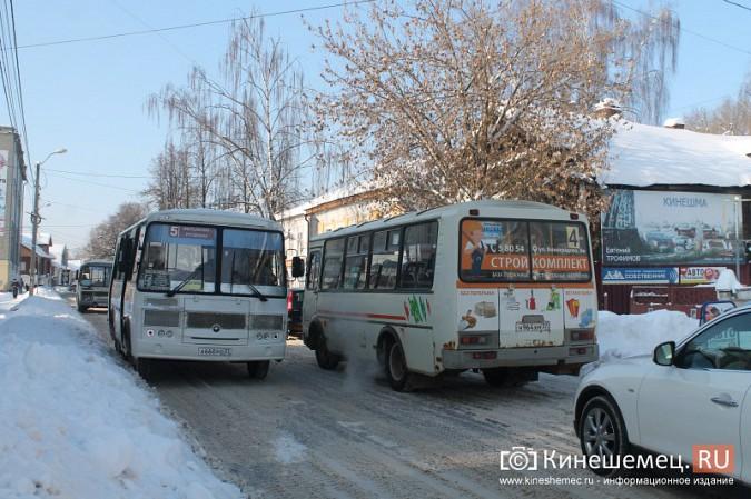 Движение в центре Кинешмы по-прежнему затруднено фото 15