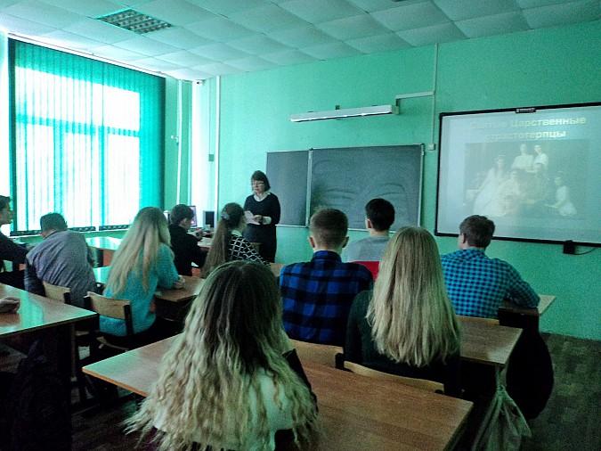 Елена Потехина побывала со «Святыми царственными страстотерпцами» в Заволжске фото 2