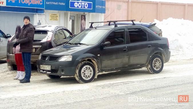 В центре Кинешмы столкнулись две иномарки фото 5