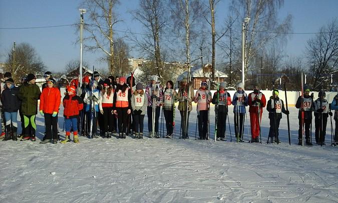 Юные лыжники Кинешемского района соревновались в Наволоках фото 2