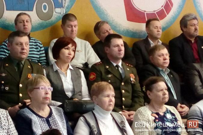 Ветераны локальных войн посетили будущих педагогов фото 5