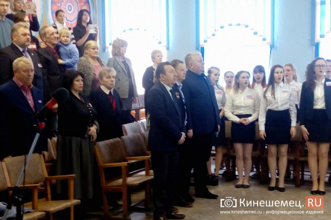 Ветераны локальных войн посетили будущих педагогов фото 3