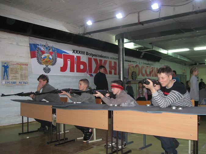 Лучшие стрелки Кинешмы встретились в тире фото 2