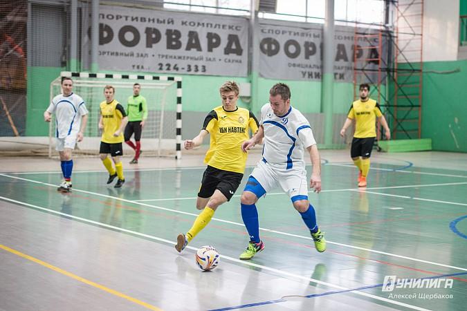 Кинешемские футболисты одержали самоотверженную победу в ивановской «Унилиге» фото 9