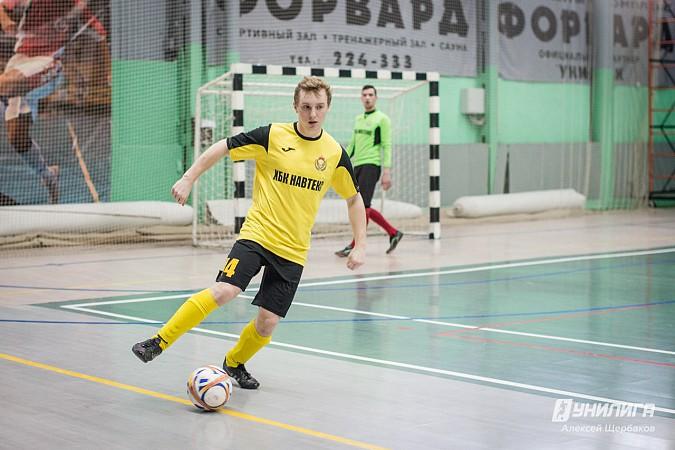 Кинешемские футболисты одержали самоотверженную победу в ивановской «Унилиге» фото 6