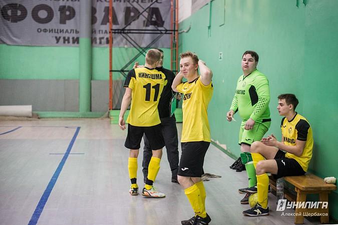 Кинешемские футболисты одержали самоотверженную победу в ивановской «Унилиге» фото 8