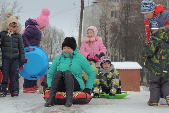 Детсадовцы Кинешмы вышли на веселую эстафету фото 3