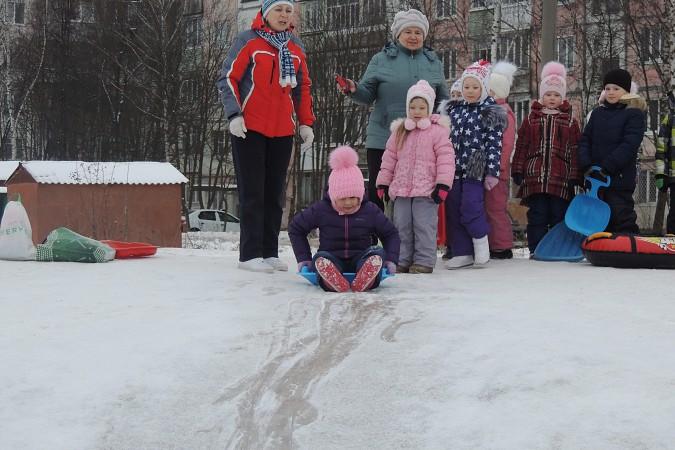 Детсадовцы Кинешмы вышли на веселую эстафету фото 4