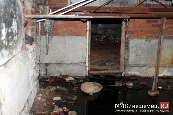О проблеме девятиэтажного дома в Кинешме поставлен в известность Станислав Воскресенский фото 9