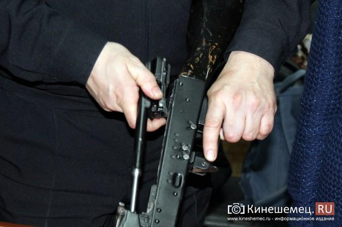 Кинешемские полицейские встретились с кадетами фото 16