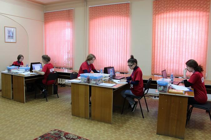 В Кинешме прошел региональный чемпионат «Молодые профессионалы» (WorldSkills Russia) фото 10