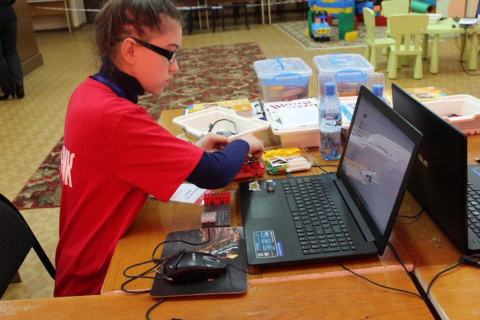 В Кинешме прошел региональный чемпионат «Молодые профессионалы» (WorldSkills Russia) фото 13