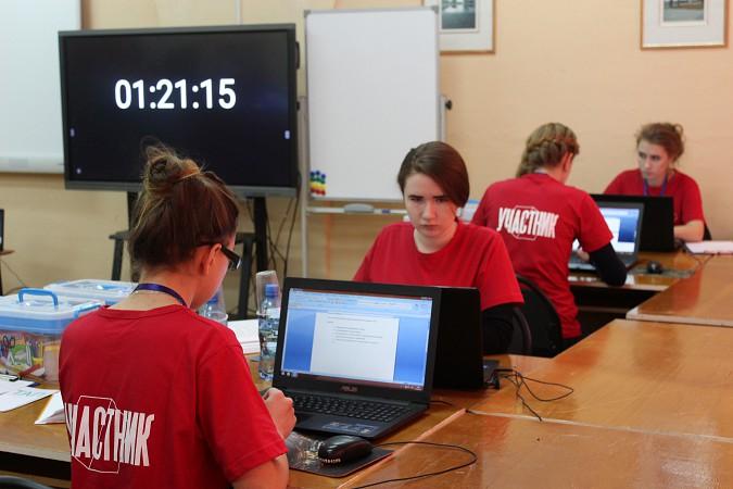 В Кинешме прошел региональный чемпионат «Молодые профессионалы» (WorldSkills Russia) фото 16