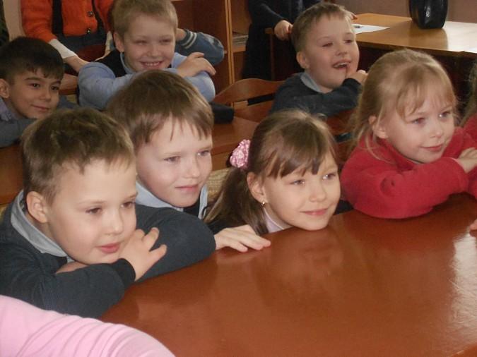Библиотекари Кинешмы провели урок для детей «По следам белого медведя» фото 2