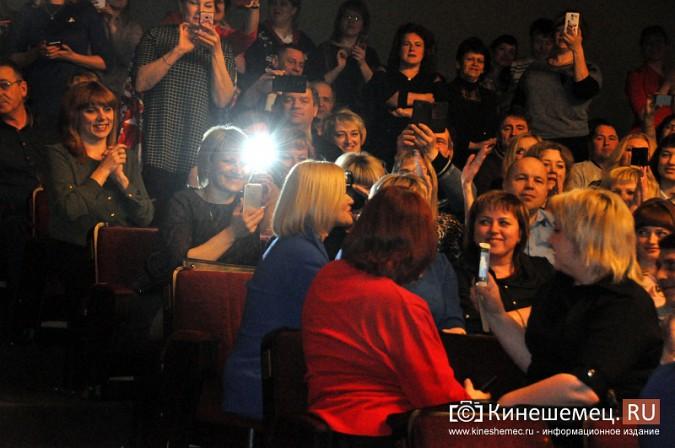 Концертом в Кинешме Ирина Круг начала тур по городам Верхней Волги фото 16
