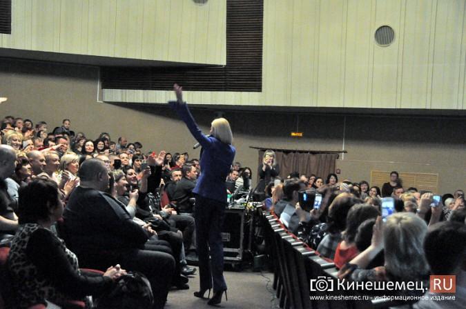 Концертом в Кинешме Ирина Круг начала тур по городам Верхней Волги фото 13