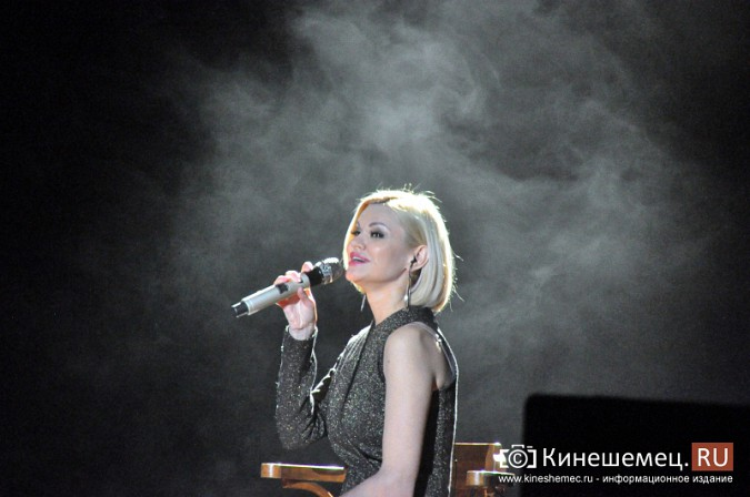 Концертом в Кинешме Ирина Круг начала тур по городам Верхней Волги фото 10
