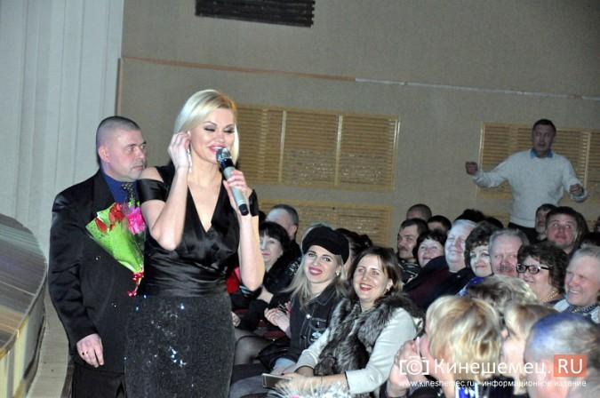 Концертом в Кинешме Ирина Круг начала тур по городам Верхней Волги фото 6