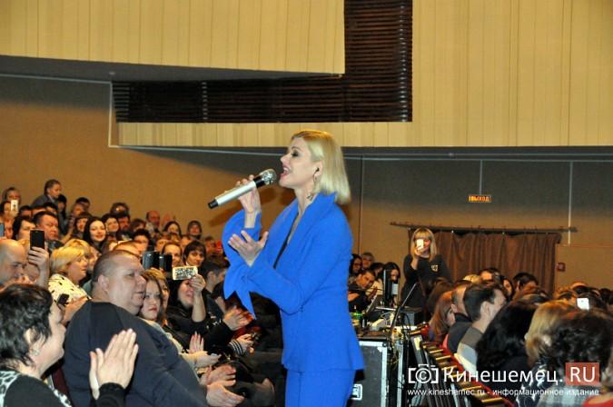 Концертом в Кинешме Ирина Круг начала тур по городам Верхней Волги фото 14