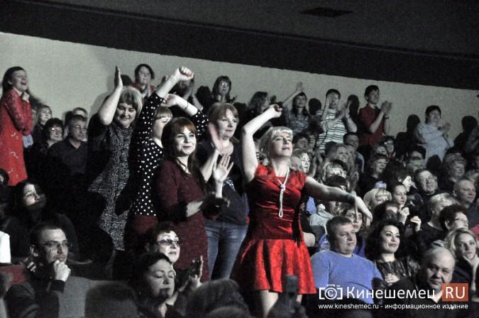 Концертом в Кинешме Ирина Круг начала тур по городам Верхней Волги фото 20