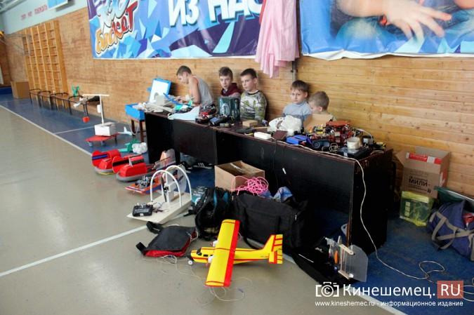 В Кинешме прошли соревнования по запуску авиамоделей памяти летчика Алексея Сорнева фото 30