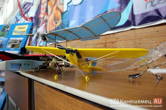 В Кинешме прошли соревнования по запуску авиамоделей памяти летчика Алексея Сорнева фото 33