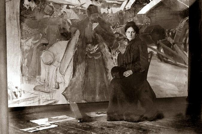 Кинешемцам покажут уникальные фотографии из семейного архива художника Бориса Кустодиева фото 2