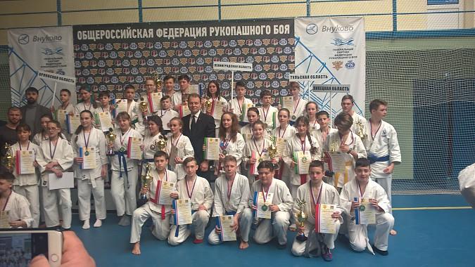 Кинешемец Дмитрий Попов взял «серебро» на первенстве ЦФО по рукопашному бою фото 2