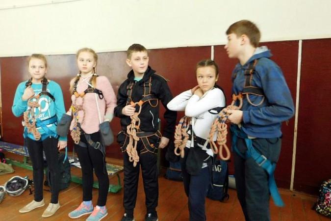 Кадеты кинешемской школы №18 - лучшие на скалодроме фото 2