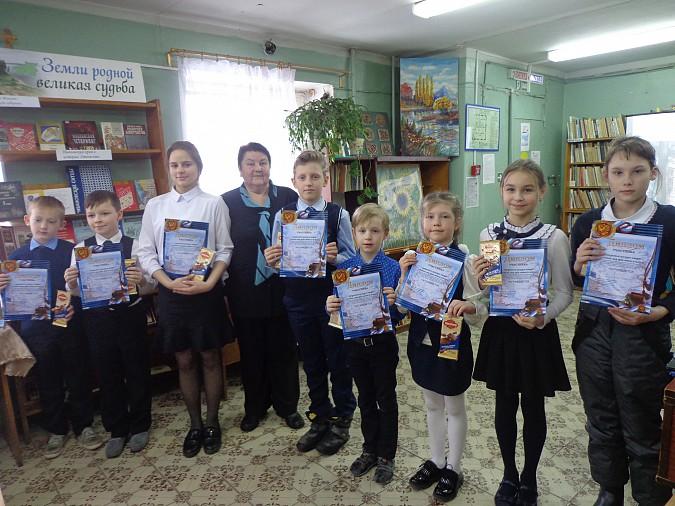 Школьники и дошколята Кинешмы читали стихи поэтов-земляков фото 2