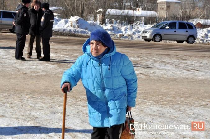 На митинге в Заволжске призвали отправить в отставку главу Дениса Петрова фото 16
