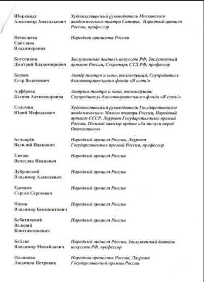 Лановой, Этуш и Башмет подписались под обращением к Президенту РФ против могильника в Заволжске фото 3