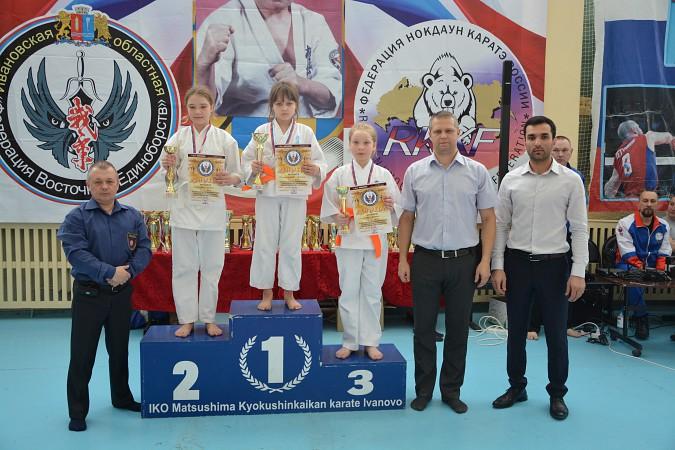 Кинешемский каратист признан лучшим бойцом областного первенства фото 6