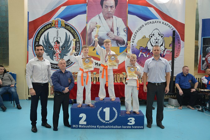 Кинешемский каратист признан лучшим бойцом областного первенства фото 7